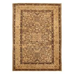 Antique Persian Area Rug Hamedan Design