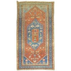 Antique Persian Bakshaish Gallery Rug