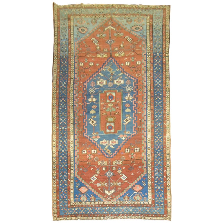 Bakshaish rug, 1900–10, offered by J&D Oriental Rugs Co.