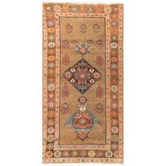 Antique Persian Bidjar Rug Circa 1920