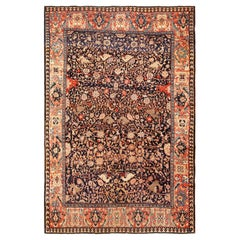 Antique Persian Faharan Sarouk Rug
