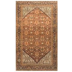Antique Persian Fereghan Rug 6' x 10'2