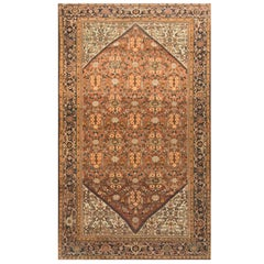 Antique Persian Fereghan Rug