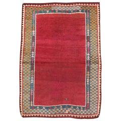 Antique Persian Gabbeh Rug