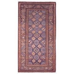Antique Persian Hamadan Oriental Rug, in Runner size