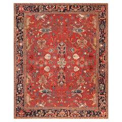 Heriz Serapi Persian Rugs