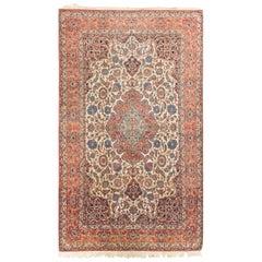 Antique Persian Isfahan Rug, circa 1900
