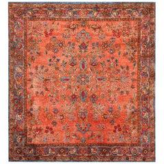 Antique Persian Kashan Rugs