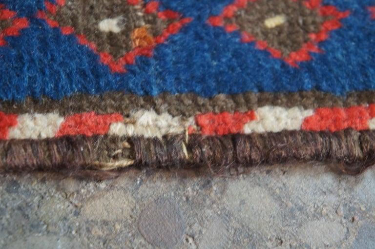 Antique Persian Kilim Area Rug Runner Carpet For Sale 4