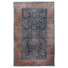 Antique Persian Kirman Carpet, circa 1910