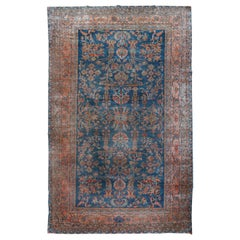 Antique Persian Kirman Carpet, circa 1910