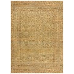Antique Persian Kirman Carpet
