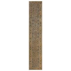 Antique Persian Kirman Runner