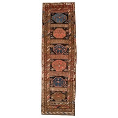 Antique Persian Kourd Rug