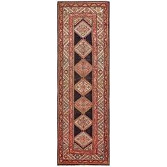 Antique Persian Kurdish Rug