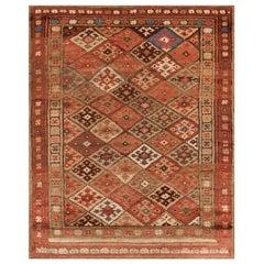 Antique Persian Kurdish Rugs