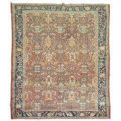 Antique Persian Mahal Carpet