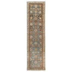 Antique Persian Mahal Runner