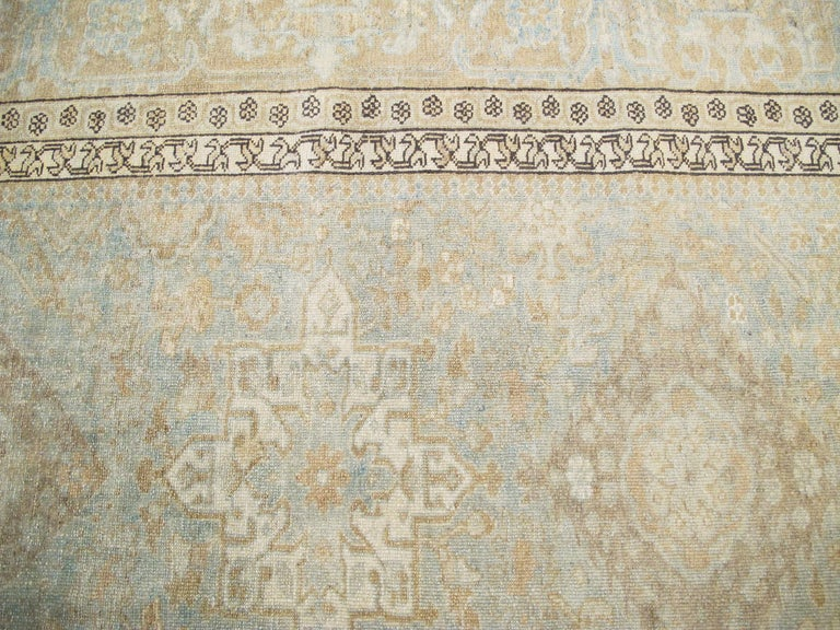 Antique Persian Malayer Carpet For Sale 1