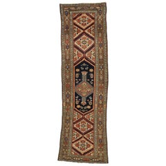 Antique Persian Malayer Hallway Runner