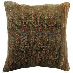 Antique Persian Malayer Pillow