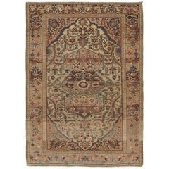 Antique Persian Malayer Rug, circa 1890