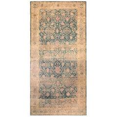 "Antique Persian Malayer Rug 10'0"" x 21'4"""