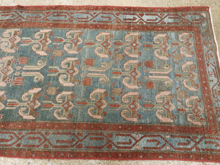 Antique Persian Malayer Runner For Sale 3