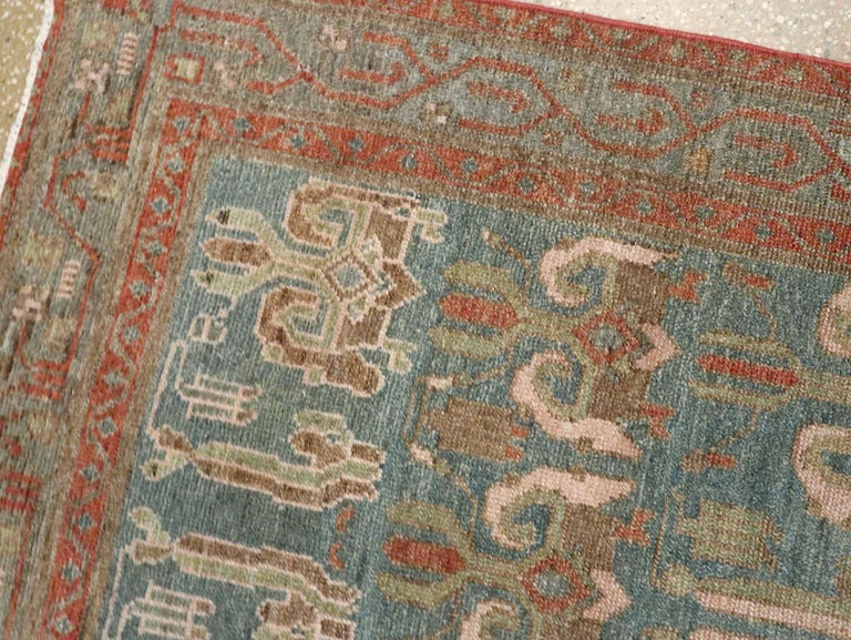 Antique Persian Malayer Runner For Sale 1