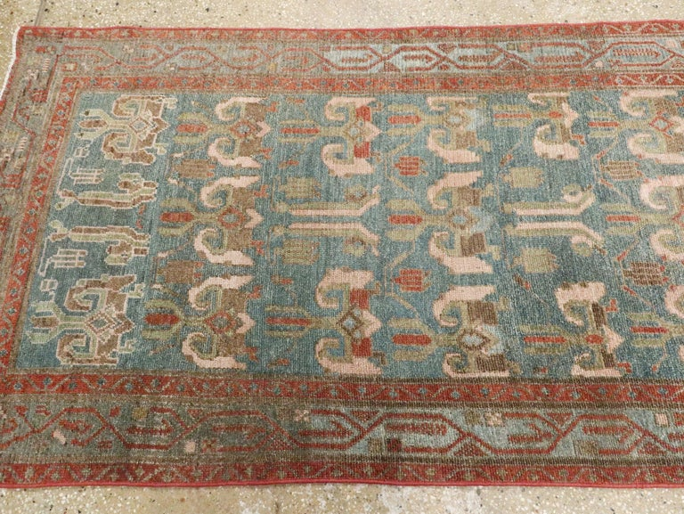 Antique Persian Malayer Runner For Sale 2
