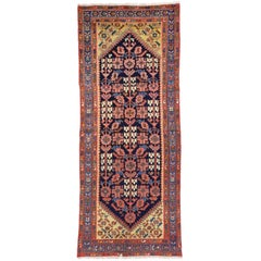 Antique Persian Malayer Runner with Traditional Style
