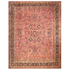 Antique Persian Moud Rug