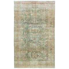 Antique Persian Mustaphi Rug
