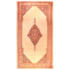 Antique Persian Rug Sarab, Hand Knotted, circa 1890