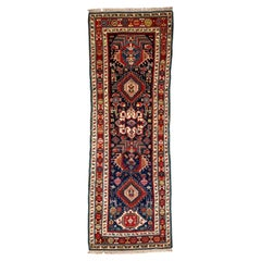 Antique Persian Runner Rug