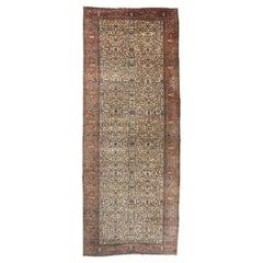 Antique Persian Sarouk Farahan Palace Rug with English Tudor Style