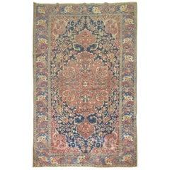 Antique Persian Sarouk Ferahan Rug