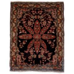 Antique Persian Sarouk Mat