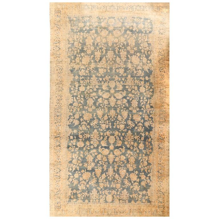 Antique Persian Sarouk Rug, circa 1900 For Sale
