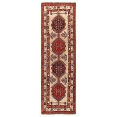 Antique Persian Serab Runner, circa 1890, 3'4 x 10'4