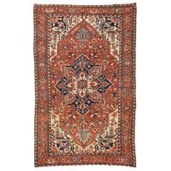 Antique Persian Serapi Carpet, circa 1920-1930