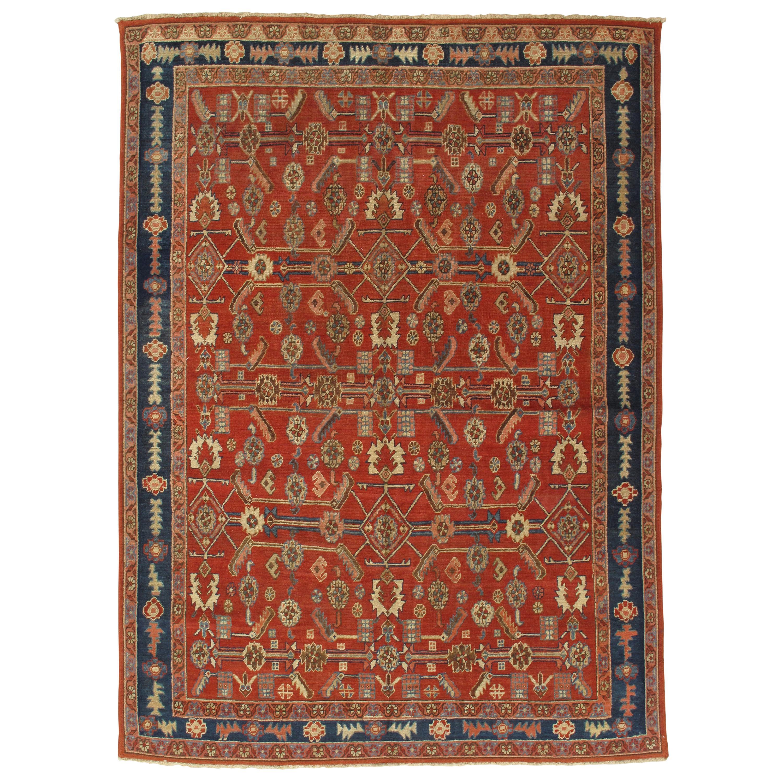 Antique Bakhshaish Carpet, Handmade