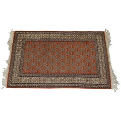 Antique Persian Serebend Oriental Wool Rug, circa 1920