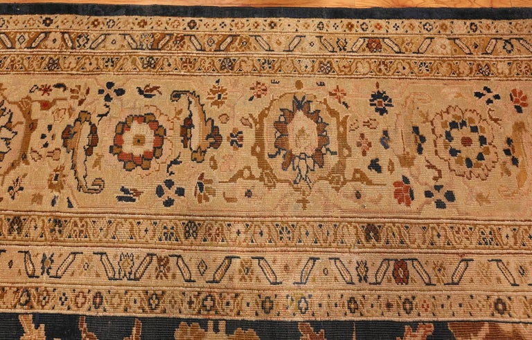 Antique Persian Sultanabad Carpet by Ziegler. Size: 13 ft x 17 ft 7 in For Sale 2
