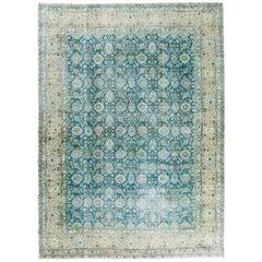 Antique Persian Tabriz Rug