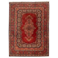 Antique Persian Tabriz Rug 9'10 x 13'9