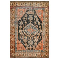 Antique Persian Tribal Ghashgaie Rug