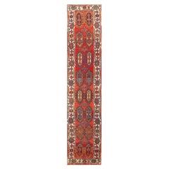 Antique Persian Tribal Kurdish Rug