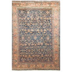 Antique Persian Ziegler Rug, circa 1890