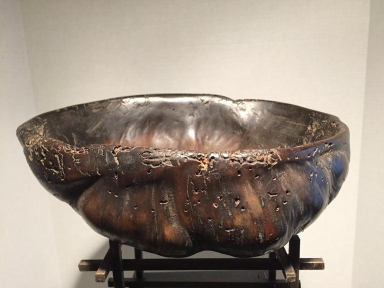 Tribal Antique Philippine Bowl For Sale